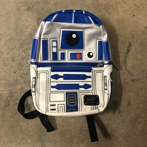 Loungefly R2D2 Mini Backpack